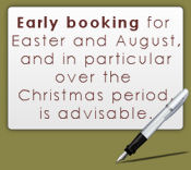 Early Bookings